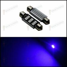 BLUE - 39mm Festoon LED SMD Bulb - Bright Light - High Quality Lights - UK Stock