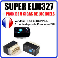 SUPER MINI ELM327 BLUETOOTH - Diagnostic MULTI MARQUES - OBD VCDS COM MULTIDIAG