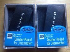 Seymour Duncan SJM-3 Quarter Pound Flat Pole Jazzmaster Pickup Set New