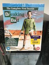 Breaking Bad - Season 1 - Blu Ray & Ultraviolet - Brand New & Sealed