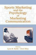 Sports Marketing and the Psychology of Marketing Communications Hardcover Kahle