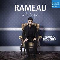 MUSICA SEQUENZA - RAMEAU À LA TURQUE  CD NEW+ RAMEAU,JEAN-PHILIPPE