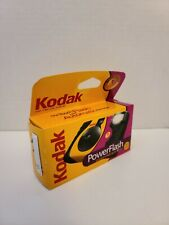 Kodak Power Flash Disposable Camera 27 Exposures Expired 2007