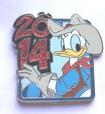 Disney Pin Badge 2014  Mystery Collection - Donald