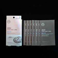 The Face Shop Volcanic Ash Nose Strips Jeju Volcanic Lava Nose Blackhead Removal
