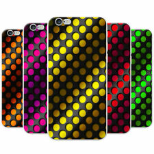 Abstract 3D Wave Snap-on Hard Back Case Phone Cover for Apple Mobile Phones