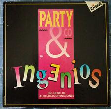 Party & Co Ingenios 1994 Español Diset 11101 Juego de Mesa Educativo