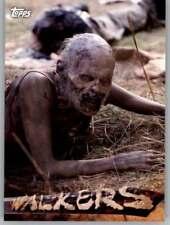 The Walking Dead Season 5 Walkers  Card    #W-7