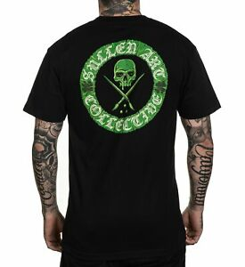 Sullen Art Collective Paddy's Badge Mens T-Shirt MMA UFC Tattoo Clothing