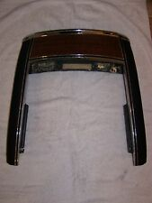 1967 CHRYSLER IMPERIAL BUCKET SEAT BACKS CROWN COUPE LEBARON