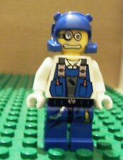 LEGO MINIFIGURE - POWER MINERS - BRAINS - NEW