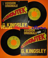 LP 45 7'' G.KINGSLEY MISTER POPCORN Kohoutek 1974 france EPIC EPC 2099 cd mc dvd