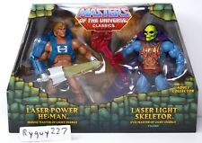 MOTUC, Laser Power He-Man Light Skeletor, Masters of the Universe Classics, MISB