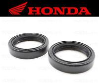 Set of (2) Honda Front Fork Oil Seal (See Fitment Chart) #91255-KA4-004