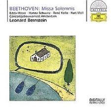 Moser/Kollo/Moll/succinico/CGO-Beethoven-Missa Solemnis (GA) CD 21 tracks nuovo