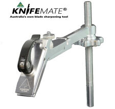 Knifemate Precision Knife Sharpening Tool with Knifemate Scissor Attachment Acce