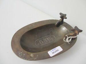 Brass Soap Dish Holder Pot Bathtub Bath Design Bronze Antique Coloured Dish