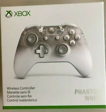 Xbox One Wireless Controller Phantom White Special Edition [Brand New] Fast ship