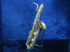 Bundy Keilwerth H&A Selmer Baritone Saxophone Ser#38874 German Made Plays Great