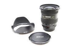 Objetivos zoom gran angular para cámaras F/3, 5