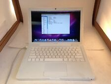 "Apple MacBook 13"" Early 2008 1.83GHz 2GB Ram  80GB HDD / Bad Optical /No Battery"