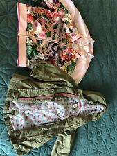 3 Toddler Girls Jackets Gap H&M Cat & Jack Size 4 And 4-5 Xs