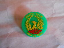 Vintage Phoenix Rescue Tool EMT -  Firefighter Plastic Advertising Pin