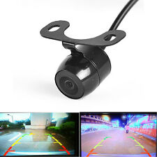 Car Front View Forward Parking Camera Kit UNIVERSAL HD Color CMOS Waterproof UK