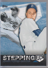 2015 Topps Stepping Up #SU-4: Johnny Podres