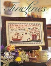 FineLines Magazine Spring 199 Vol 2 No 4
