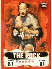 Slam Attax Takeover - #168 The Rock