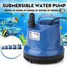 Tauchpumpe Wasserpumpe Aquarium Pumpe Teich Brunnen Auslauf Funktion Pumpe 220V