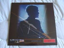 Vinyl Album: John Foxx : Burning Car : Numbered Limited Edition SEALED Ultravox
