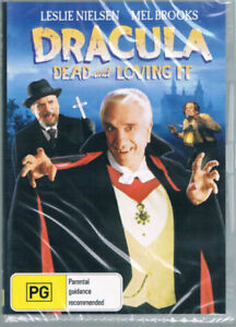 Dracula Dead And Loving It DVD New and Sealed Australian Release