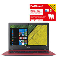"""Acer Aspire 1 A114-31 Laptop 14"""" 4GB 64GB HDD With BullGuard Internet Security"""