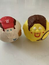 1995 Wendy's Kids Meal Ball Players Baseball & Tennis