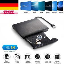 Externes DVD Combo Laufwerk USB 3.0 Brenner Slim CD DVD-RW Brenner für PC