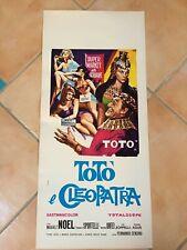 Totò e Cleopatra - 1963 - Locandina