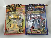 Transformers Bumblebee Optimus Prime  Action Figures Robot 18CM 2 pack