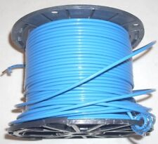 12 AWG Blue Stranded Copper Machine Tool Electrical Wire 9 lb 5.2 oz