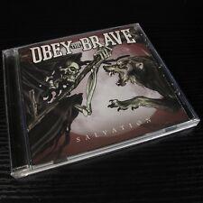 Obey the Brave - Salvation AUSTRALIA CD Mint [Metalcore] #137-4*