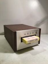 Rare CENTREX BY PIONEER TH-30 8 Track Player. Looks And Works Great!!