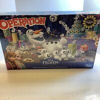 Hasbro Operation Board Game- Disney Frozen Edition, Excellent Clean Condition