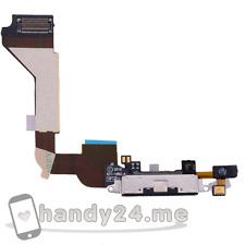 Ladebuchse Für iPhone 4 Connector Port Charging Buchse Mikrofon Schwarz