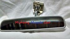 Convt Rear View Mirror & Bracket Assy 69-71 Chevy Pontiac Chevelle GTO Skylark