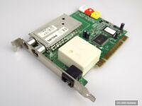 Medion 20012548 Creatix CTX909_V2 02081201 PCI TV-Tuner Karte 7134 ISDN Modem