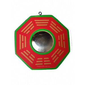 1 x BaGua Mirror House Protection Feng Shui Enhancer RG