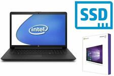 """HP NOTEBOOK 17-BY - 1000GB SSD - 8GB RAM - WINDOWS 10 PRO - 17.3"""" DISPLAY MATT"""