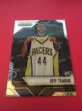 Jeff Teague Pacers 2016-2017 Prizm Mojo Prizms #182  1/25