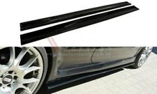 SIDE SKIRTS ADD-ON DIFFUSERS VAUXHALL/OPEL ASTRA H VXR/OPC (2005-2010)